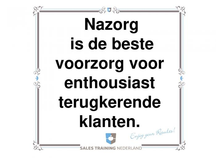 salestraining nederland sales quotes